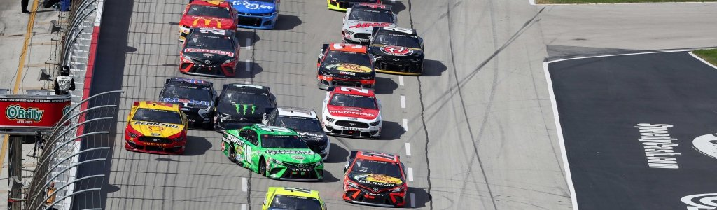 Texas TV Ratings: July 2020 (NASCAR Cup Series)