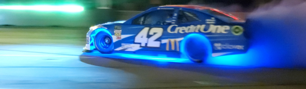 NASCAR underglow lights to be used in Bristol All-Star race