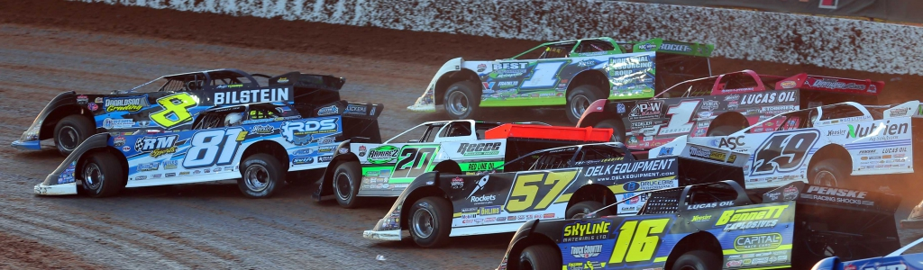 Show Me 100 Results: July 18, 2020 (Lucas Late Models)