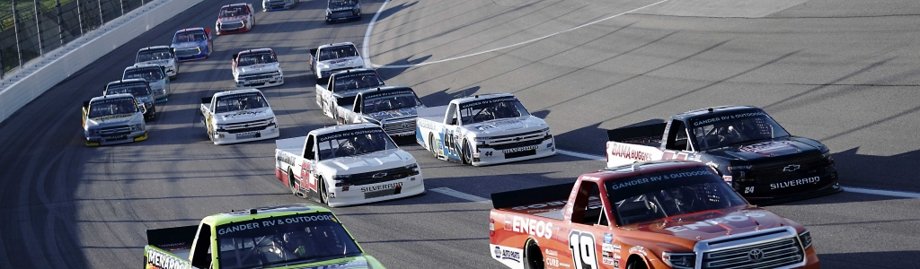 Kansas Race Results: July 25, 2020 (NASCAR Truck Series)