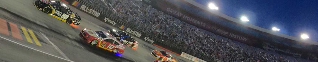 NASCAR All-Star Race Results: July 15, 2020 (Bristol Motor Speedway)