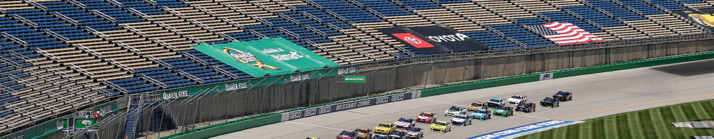 Kentucky Race Results: July 12, 2020 (NASCAR Cup Series)