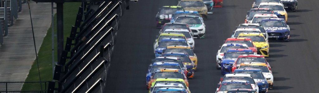 NASCAR practice and qualifying only at select events in 2021