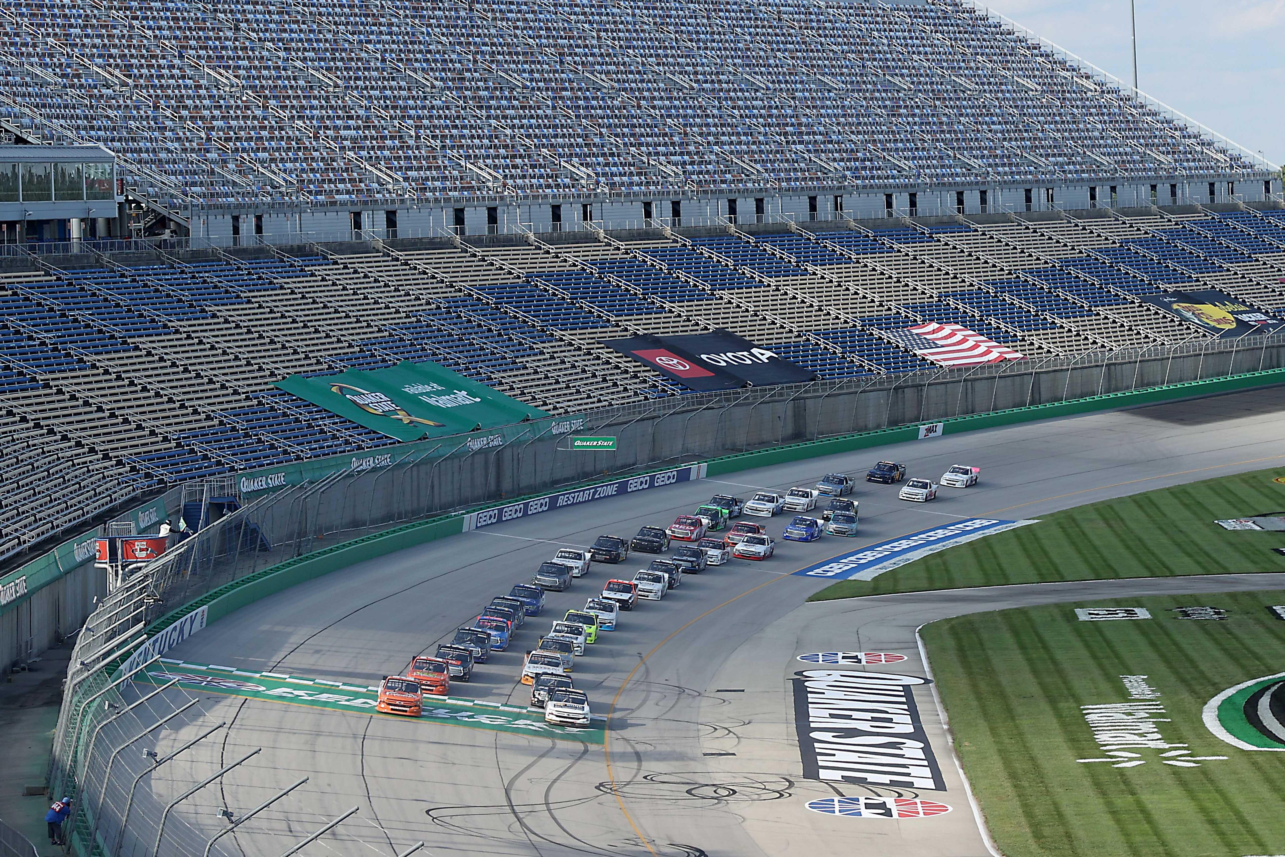 NASCAR Truck Series at Kentucky Speedway