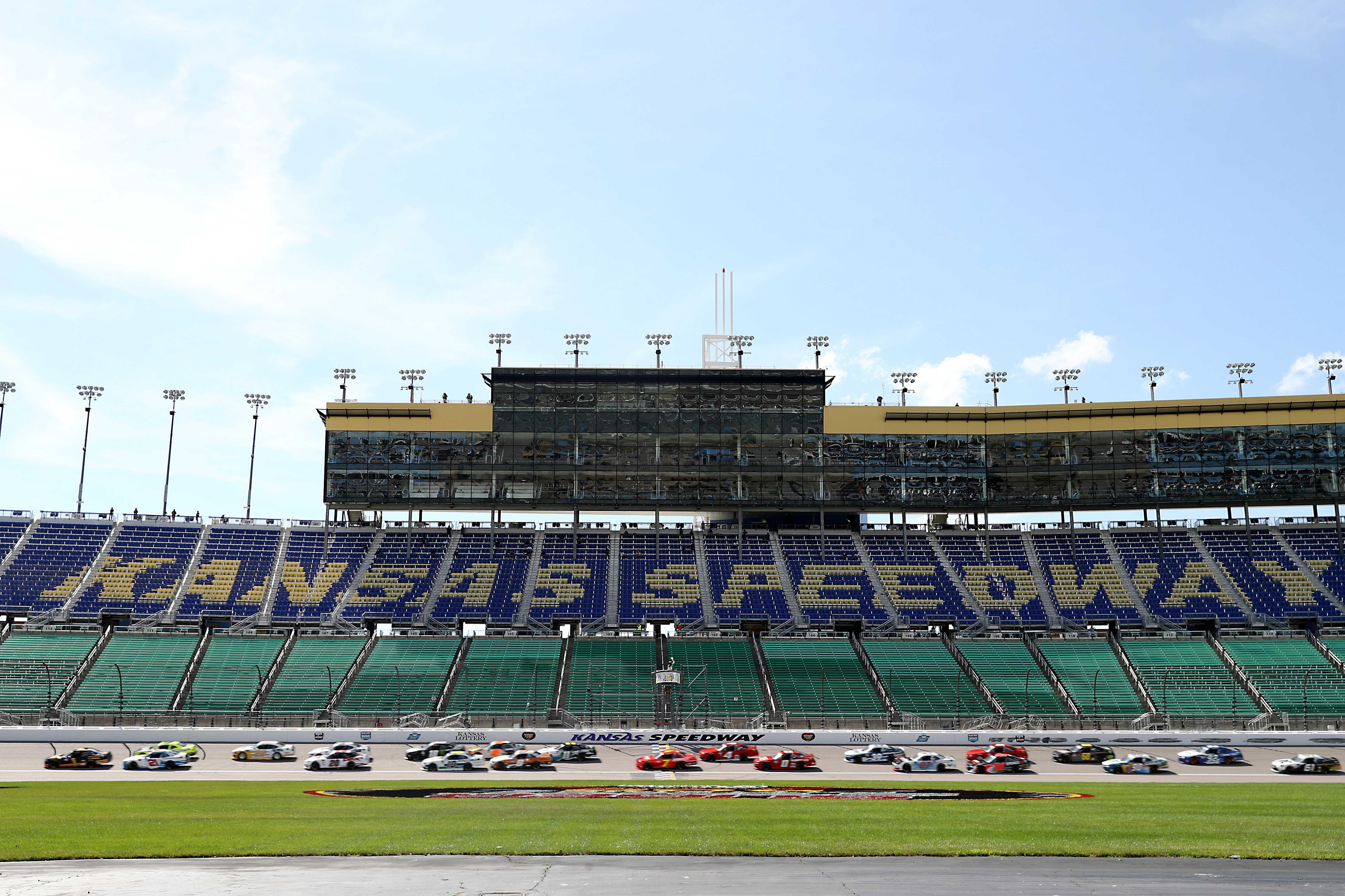 NASCAR Xfinity Series at Kansas Speedway