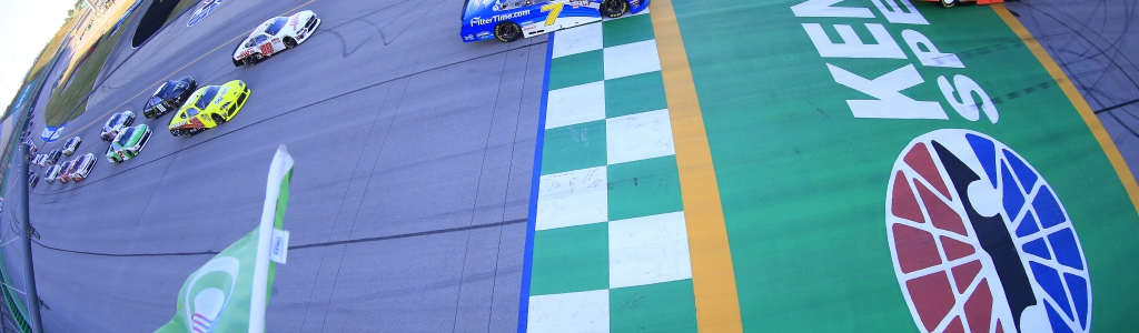 Kentucky Starting Lineup: July 9, 2020 (NASCAR Xfinity Series)