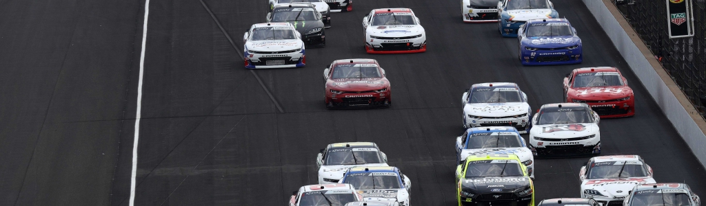 Indianapolis Race Results: July 4, 2020 (NASCAR Xfinity Series)