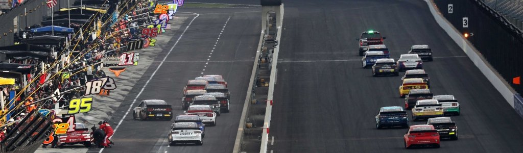 NASCAR industry was approved for roughly $45M in PPP loans