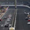 NASCAR Cup Series pit stops at Indianapolis