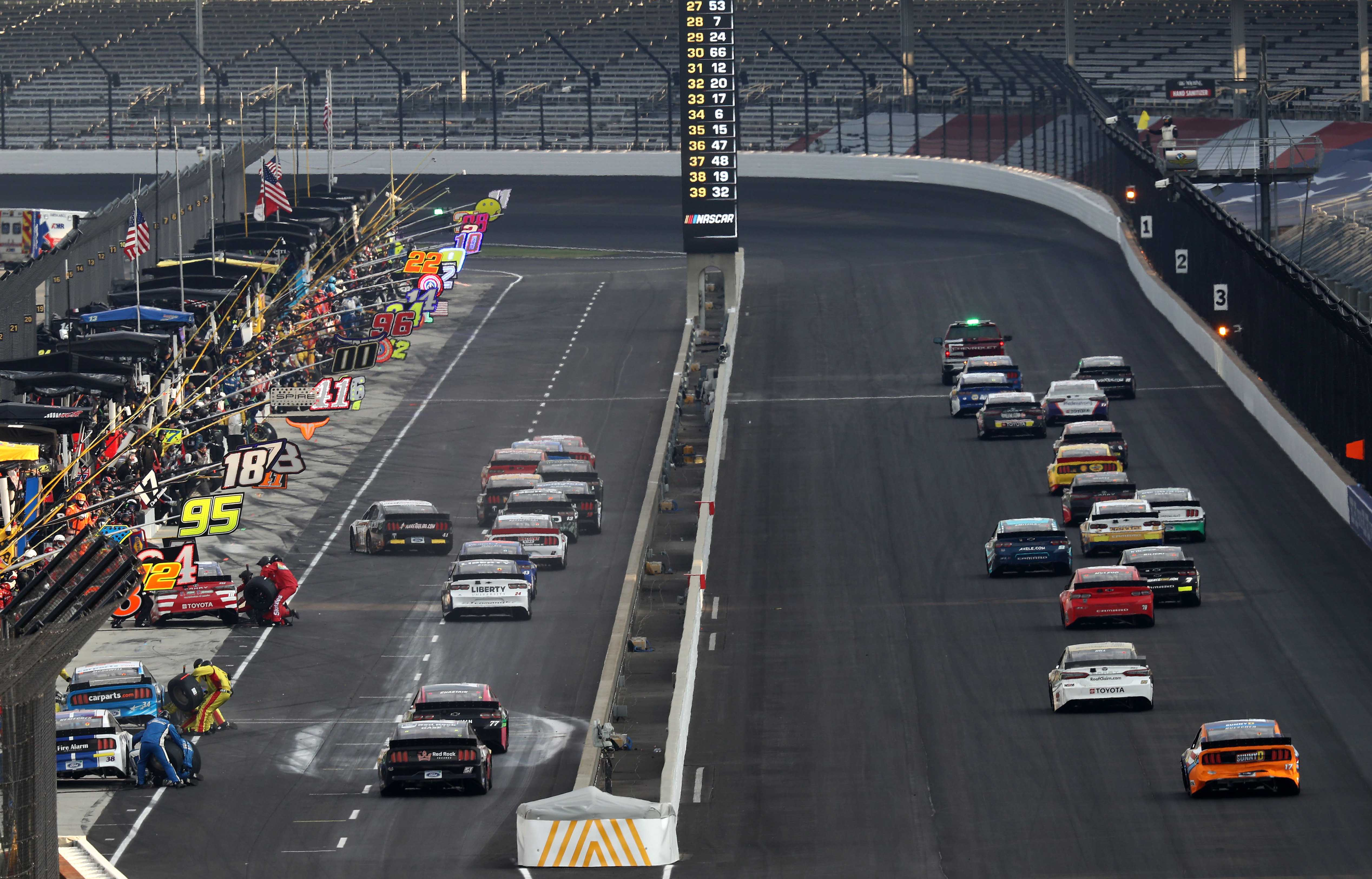 NASCAR industry was approved for roughly $45M in PPP loans - Racing News