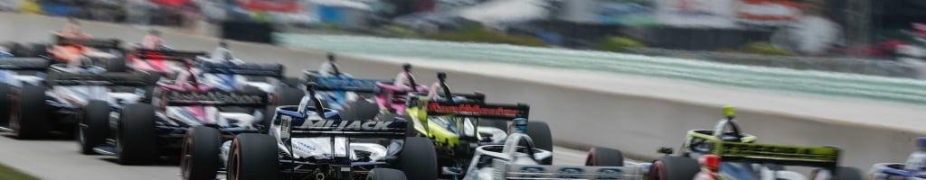 Road America Starting Grid: June 2021 (Indycar Series)