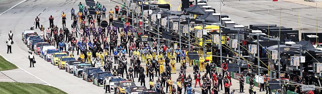 Kentucky Penalty Report: July 2020 (NASCAR Weekend)