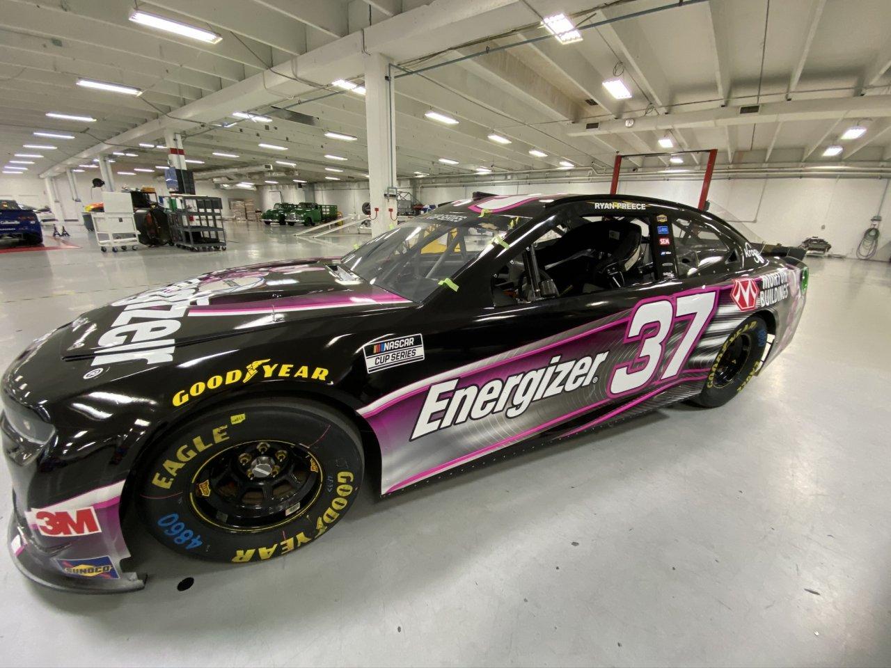 No 37 - Ryan Preece 2 - NASCAR Shop