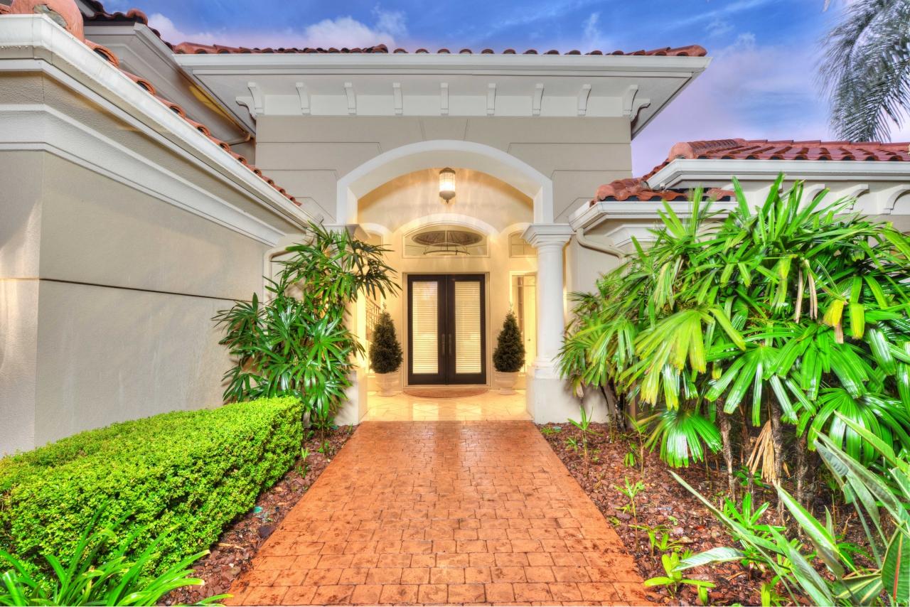 RCR Racing - Florida Mansion