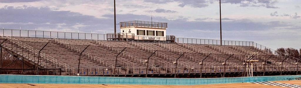 Revolution Park Speedway: Asphalt oval converted to dirt track