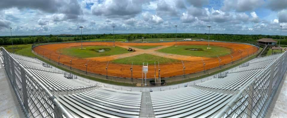 Revolution Park Speedway - New Dirt Track in Louisiana