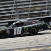 Riley Herbst loses bumper cover at Texas Motor Speedway - NASCAR Xfinity Series