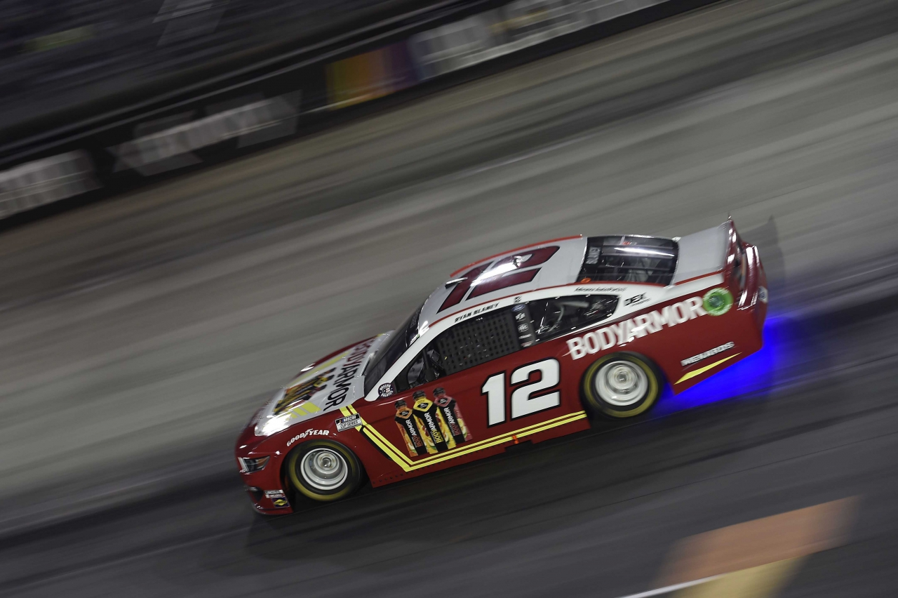 Ryan Blaney - NASCAR All-Star Race at Bristol Motor Speedway - Underglow Light