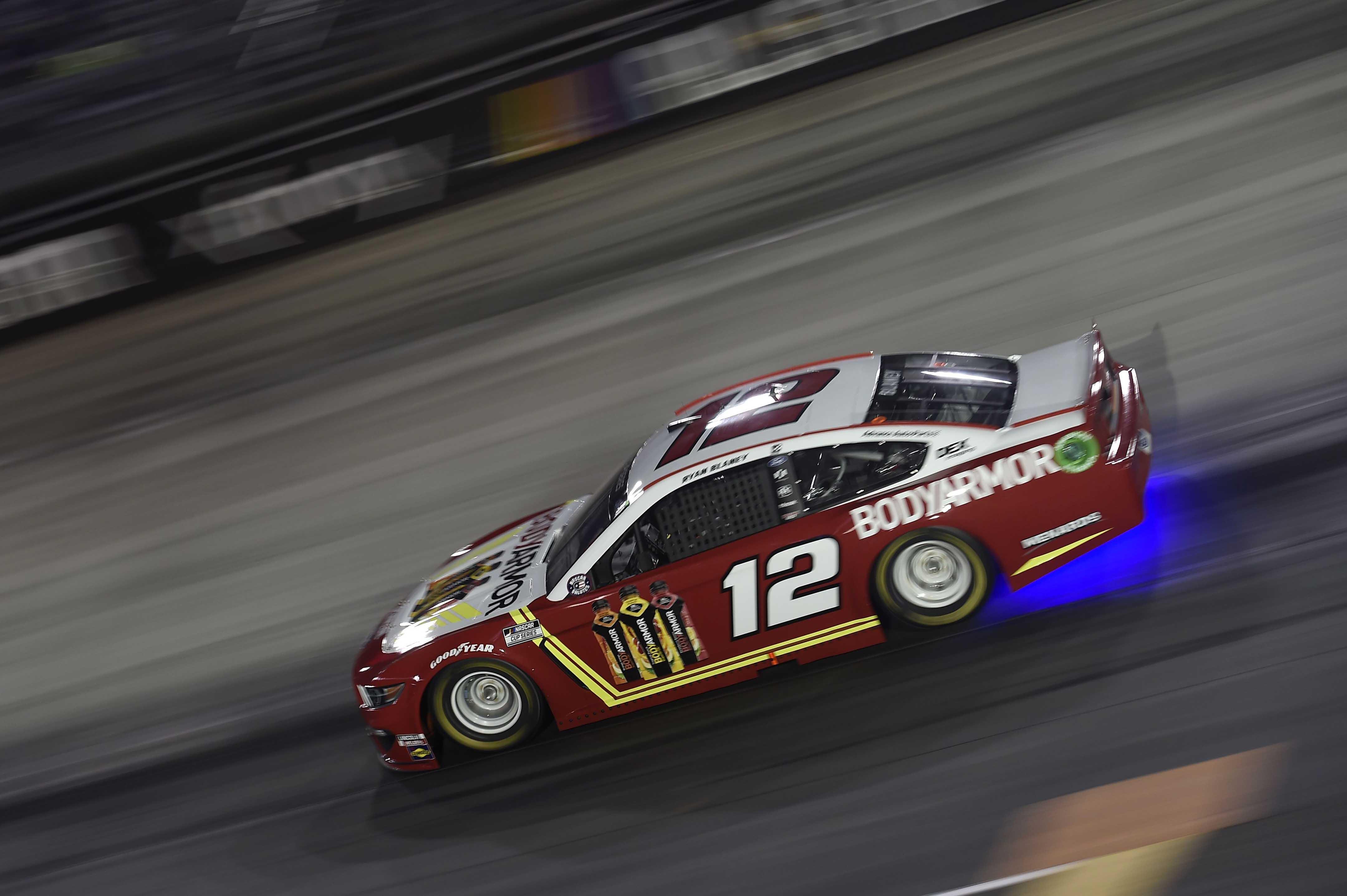 Ryan Blaney - NASCAR All-Star Race at Bristol Motor Speedway - Underglow Light