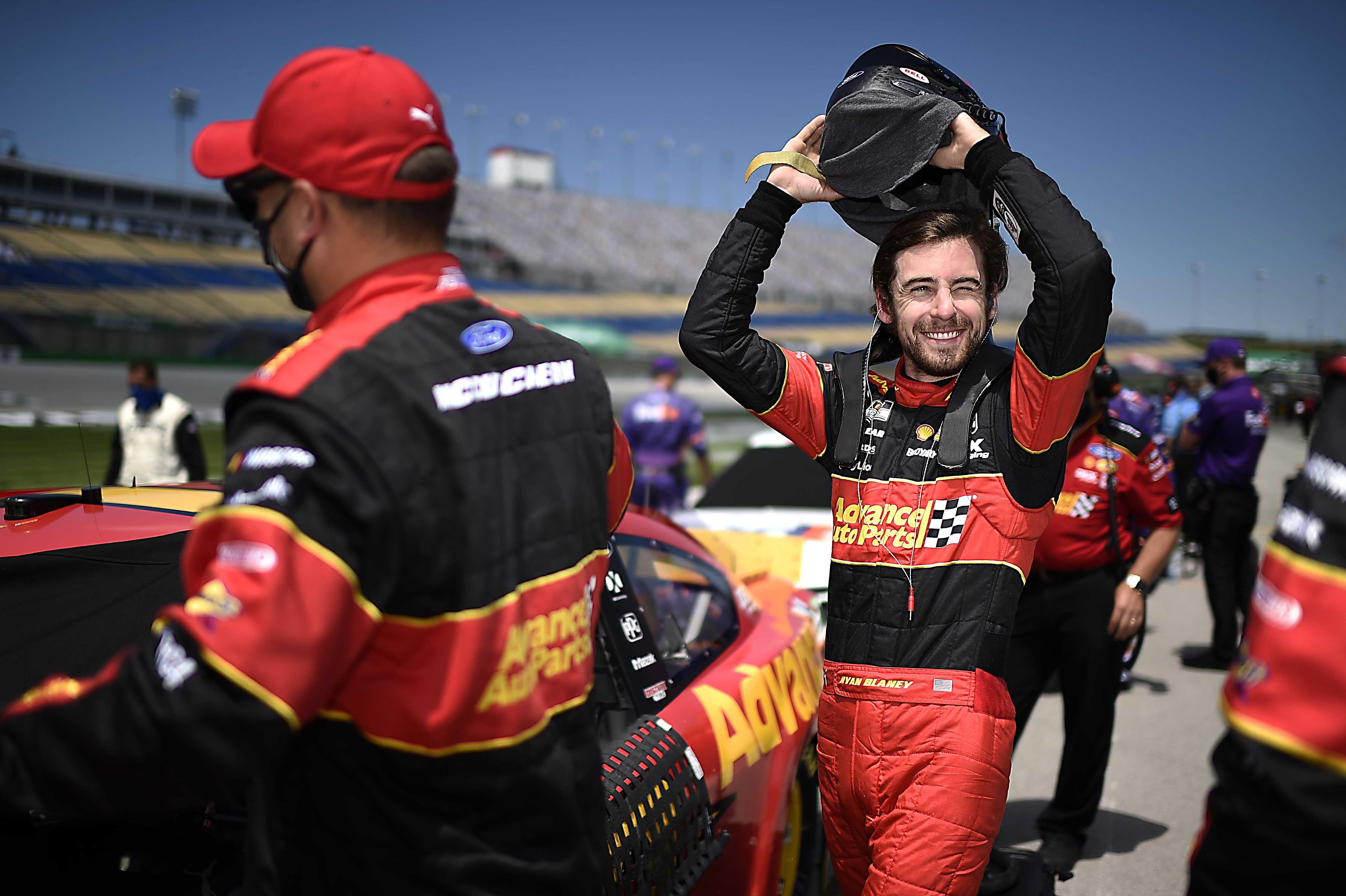 Ryan Blaney - NASCAR driver