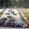 Scott Dixon and Will Power at Road America - NTT Indycar Series