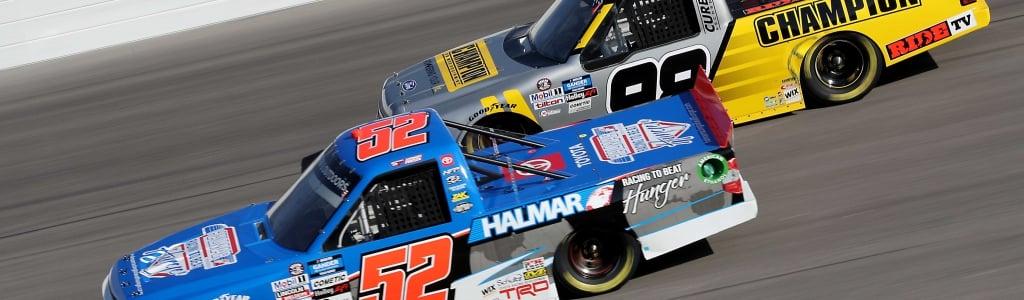 Kansas Starting Lineup: July 25, 2020 (NASCAR Truck Series)