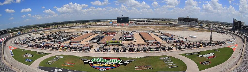 Texas Penalty Report: July 2020 (NASCAR Weekend)