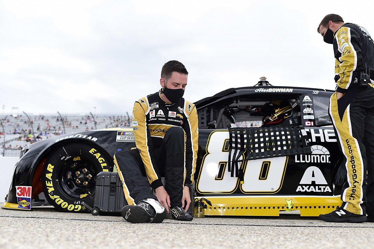 Alex Bowman - NASCAR driver