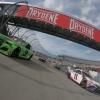 Chase Elliott and Denny Hamlin - Dover International Speedway - NASCAR Cup Series