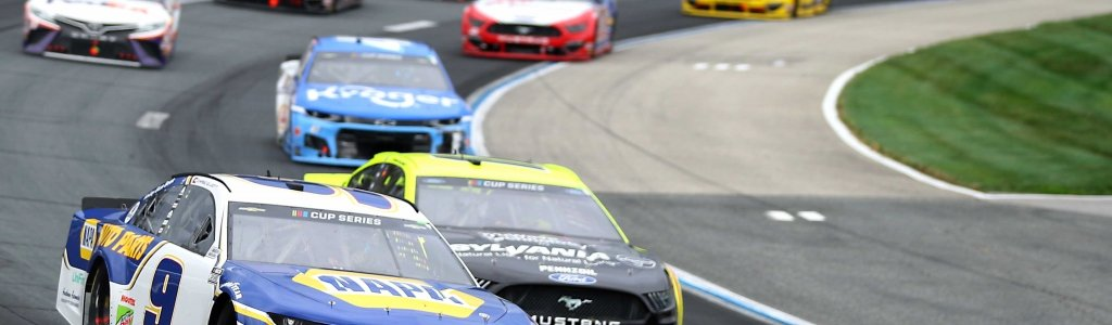 New Hampshire TV Ratings: August 2020 (NASCAR Cup Series)