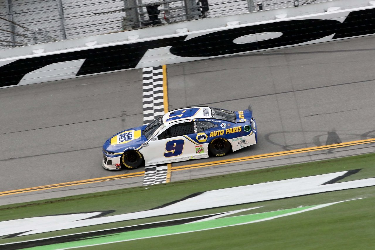 Chase Elliott on the Daytona Road Course - NASCAR Cup Series 3