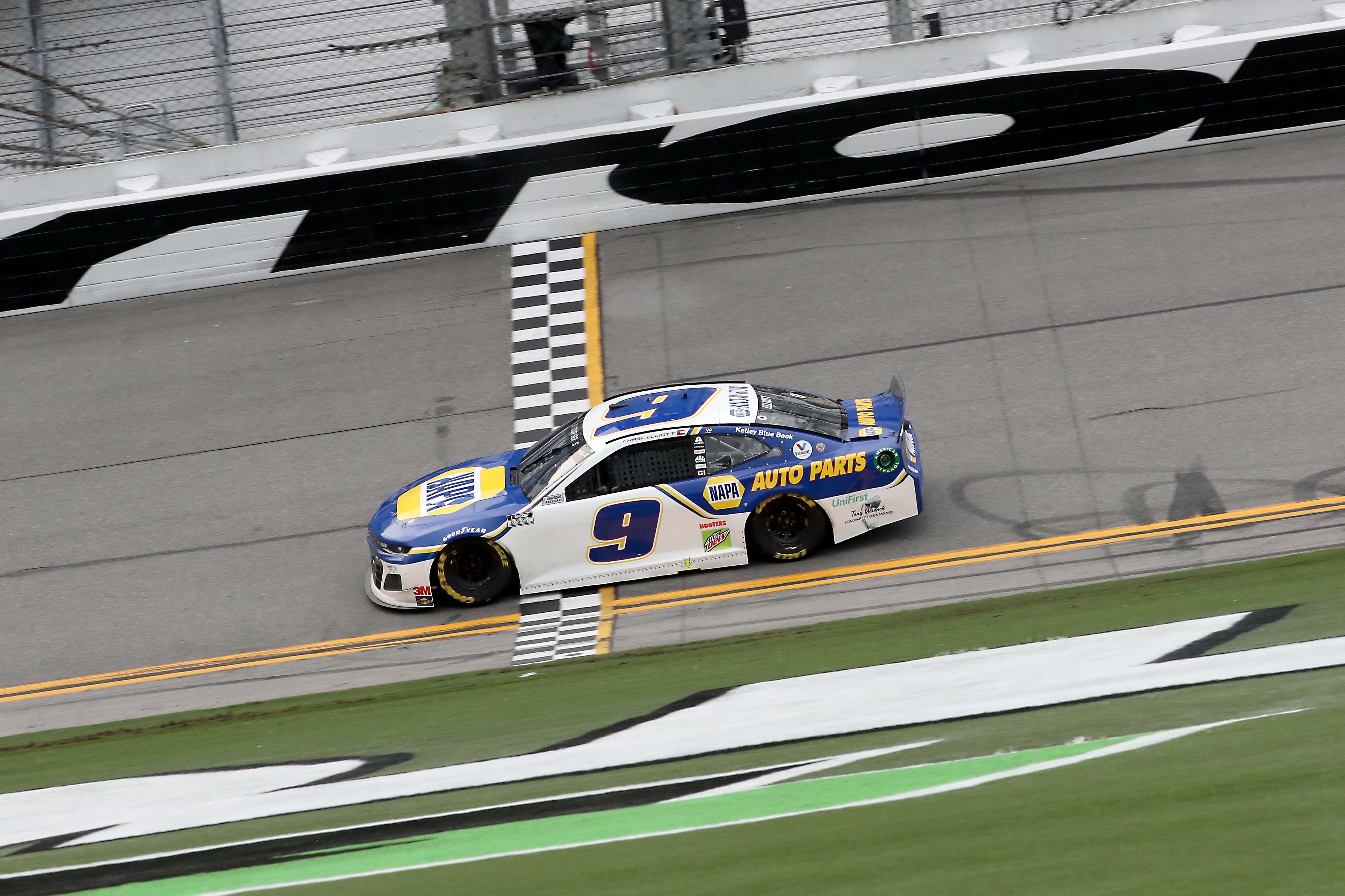 NASCAR fines Hendrick Motorsports $100,000 - Racing News