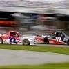 Christian Eckes and Austin Wayne Self on the Daytona Road Course - NASCAR Truck Series