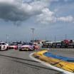 Denny Hamlin and Kevin Harvick on the Daytona Road Course - NASCAR Cup Series - Small