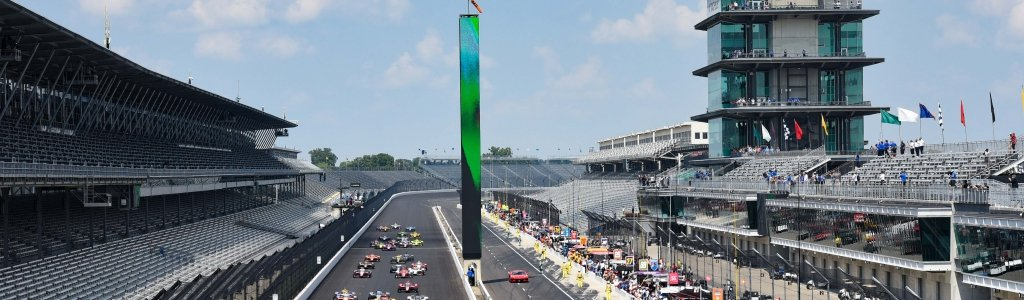 Indy 500 Starting Grid: May 2021 (Indycar Series)