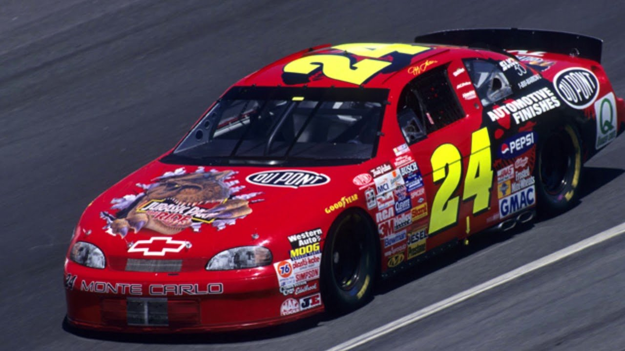 T-Rex: The car that was banned by NASCAR; Evernham details why