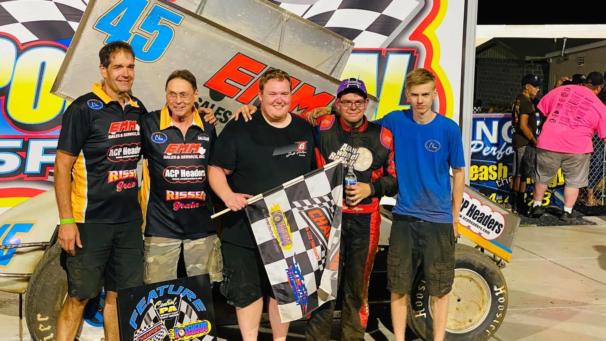 Jeff Halligan Racing