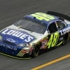 Jimmie Johnson 2007 NASCAR Cup Series at Daytona International Speedway