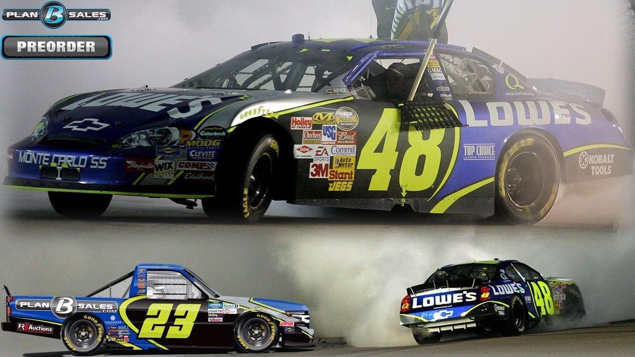 Jimmie Johnson - NASCAR Truck