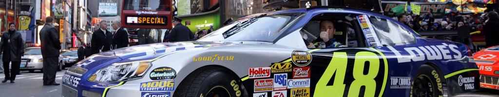 Jimmie Johnson's final NASCAR paint scheme revealed for Phoenix Raceway