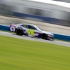 Jimmie Johnson on the Daytona Road Course - NASCAR Cup Series - White Ally Paint Scheme