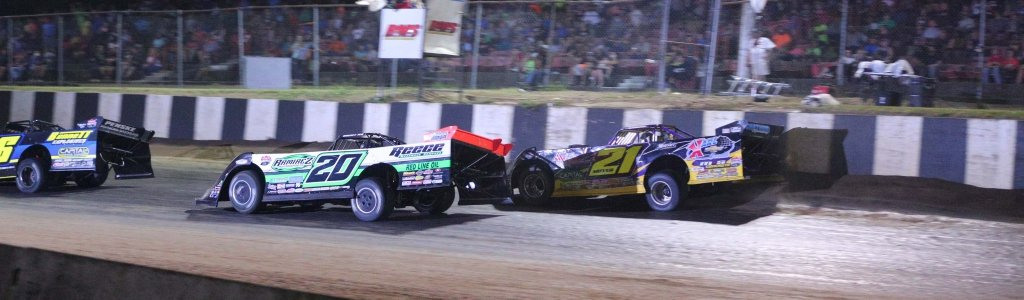 Topless 100 Results: August 22, 2020 (Lucas Late Models)