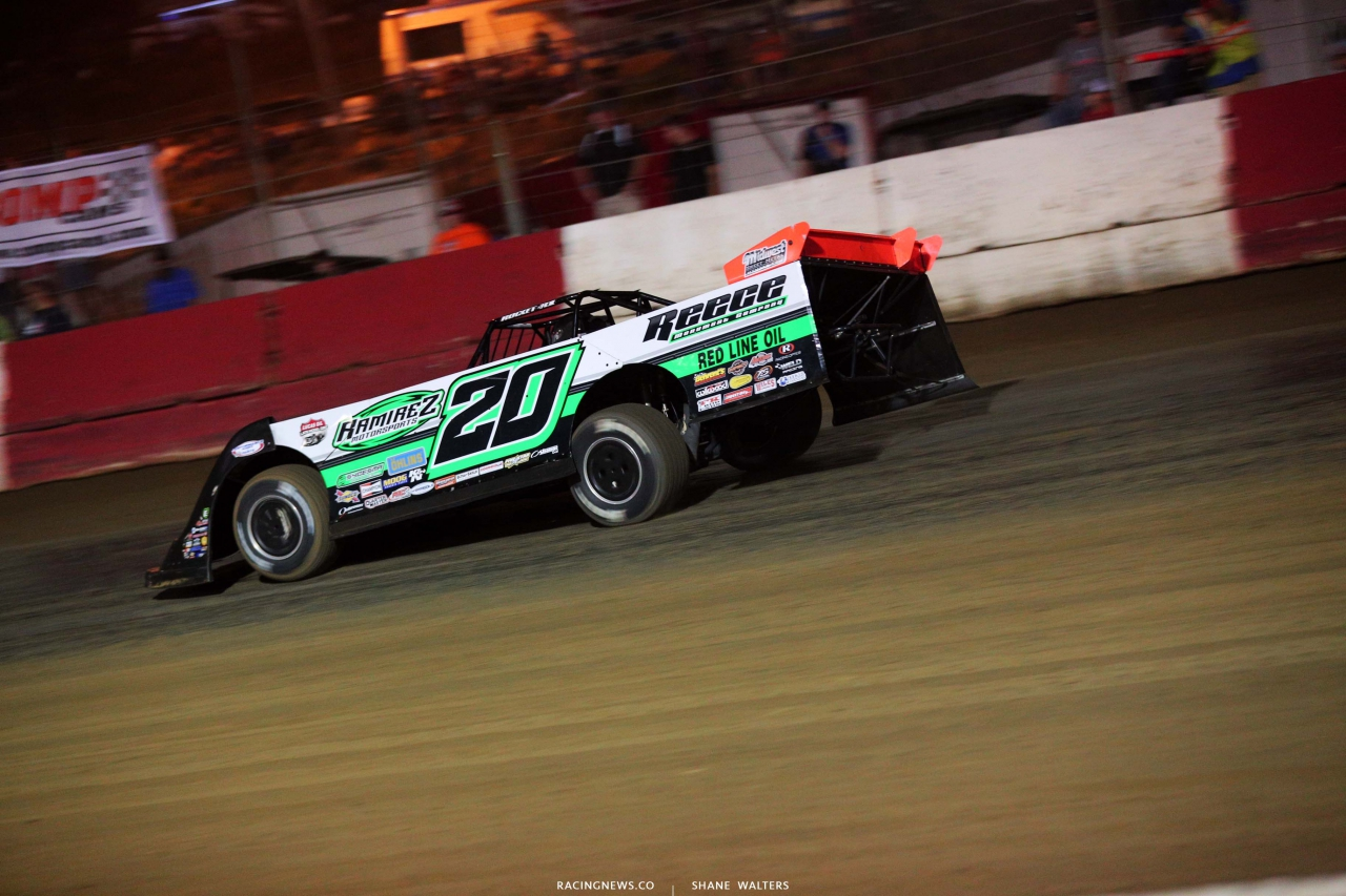 Jimmy Owens at Batesville Motor Speedway - Topless 100 - Dirt Late Model 2107