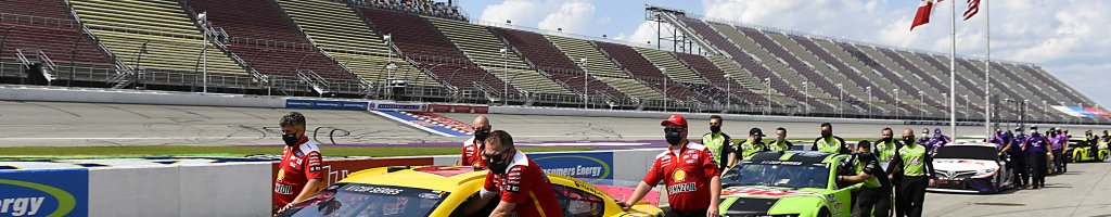 Michigan Race Results: August 9, 2020 (NASCAR Cup Series)