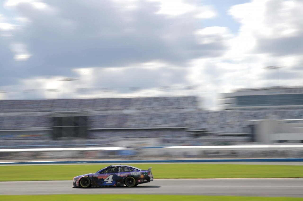 Kevin Harvick on the Daytona Road Course - NASCAR Cup Series