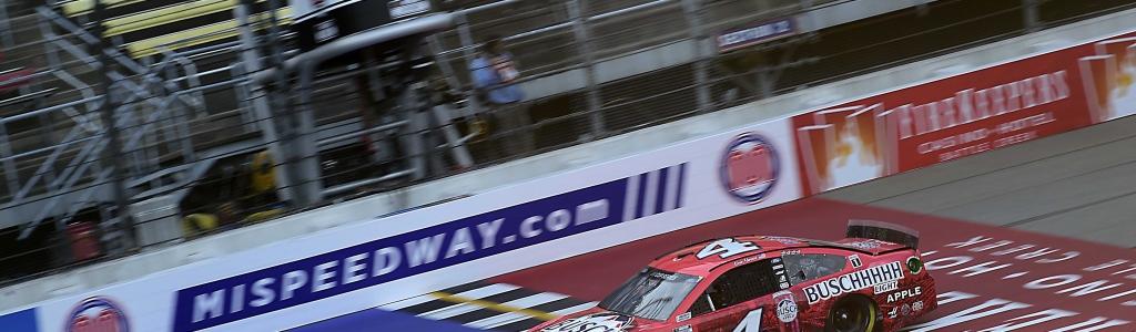 Michigan TV Ratings: August 2020 (NASCAR Cup Series)