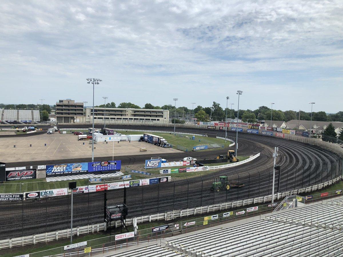 Knoxville Raceway - Dirt Track