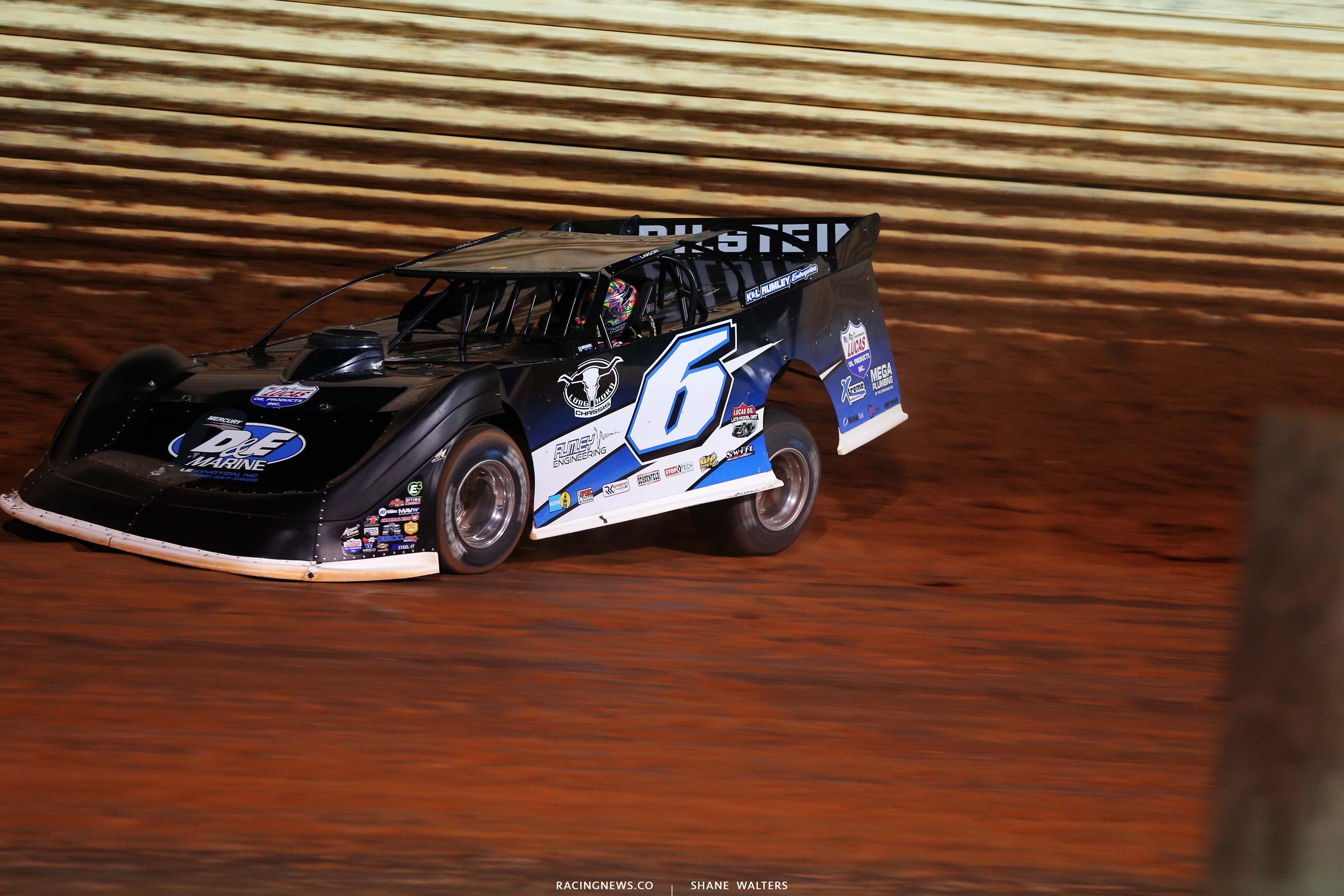 Nascar Racing Games >> Kyle Larson quickest so far in late model debut at Port ...
