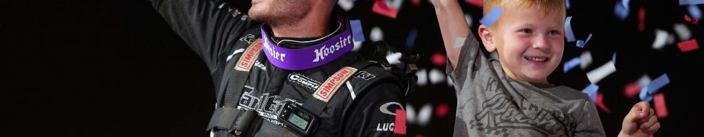 Kyle Larson is looking to make NASCAR return
