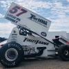 Kyle Larson at I-55 Raceway